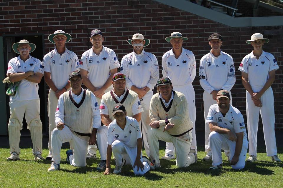 In an incredible weekend of cricket, our 4th Grade and their opponents Newcastle City Cricket Club have been declared joint Grand Final winners after a 92 run apiece match. Well done to both teams!